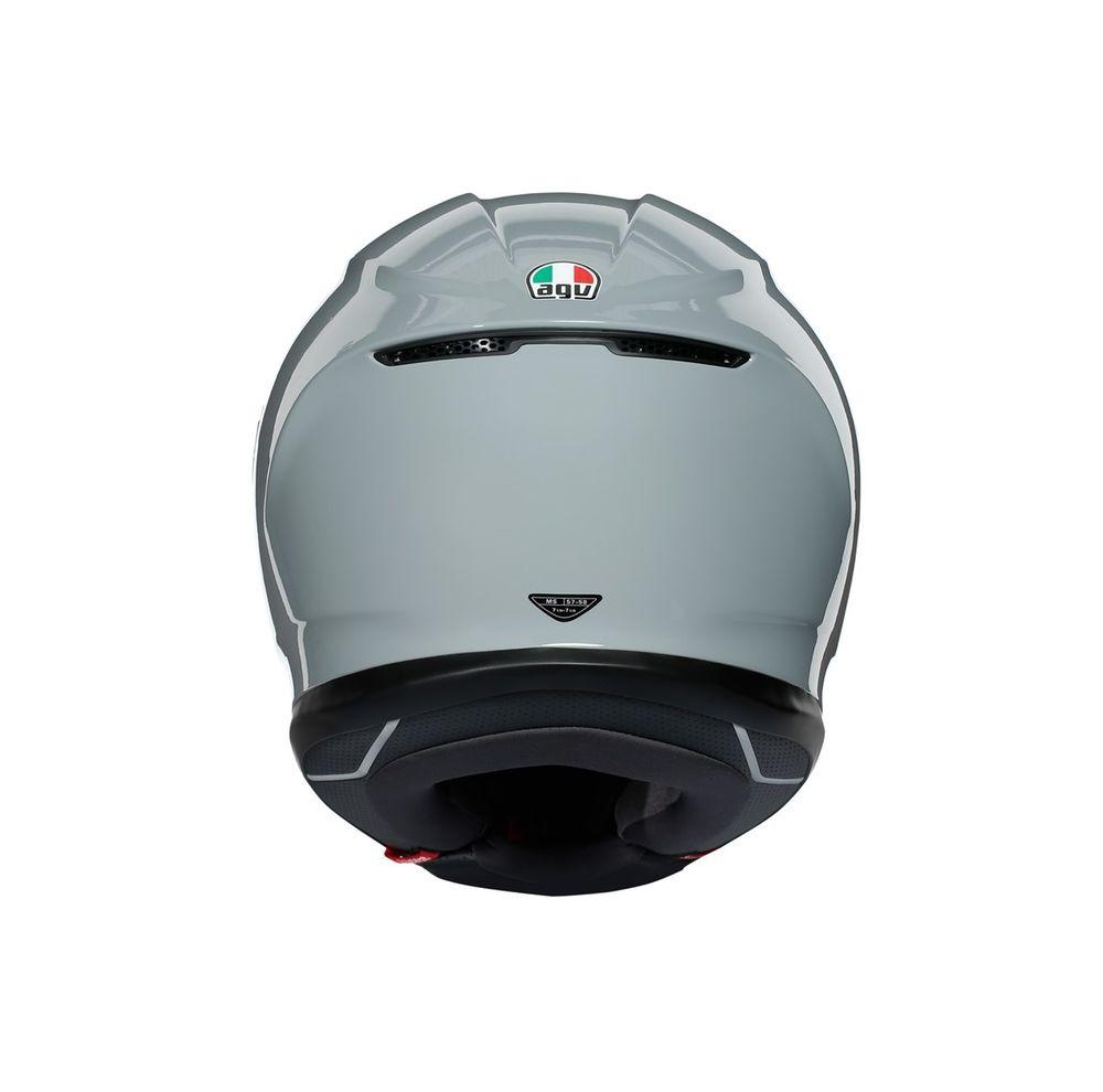 AGV K6 Helmet - Nardo Grey ⋆ Motorcycles R Us