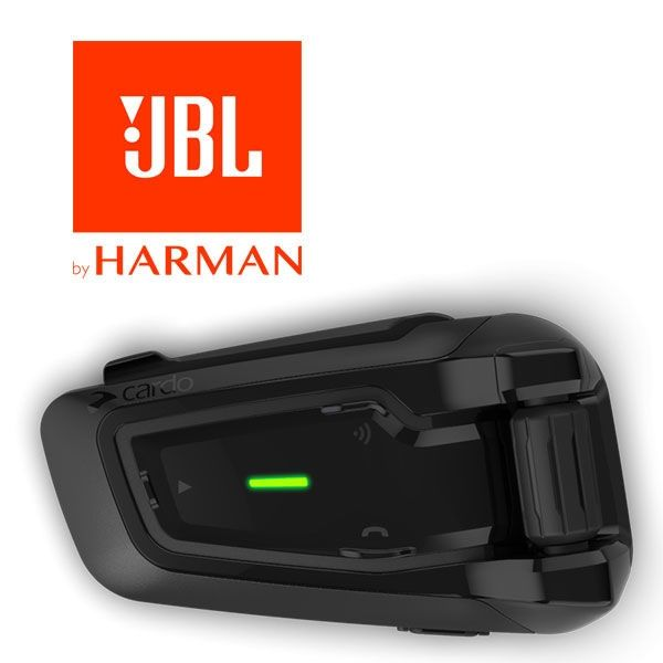 CARDO PACKTALK BLACK JBL BLUETOOTH VE INTERCOM TEKLİ