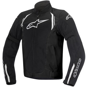 ALPINESTARS AST AIR2 TEXTILE JKT BLACK