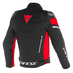 Dainese Racing 3 D-Dry Mont Black Black Red