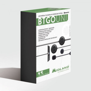 Midland Bt Go Uni Bluetooth İntercom Sistemi (Tek)