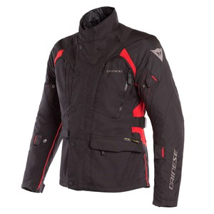 Dainese X-Tourer D-Dry Mont Black Tour Red