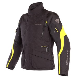 Dainese Tempest 2 D-Dry Mont Black Fluo Yellow