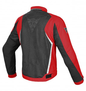 Dainese Hydra Flux D-Dry Mont Black Red White