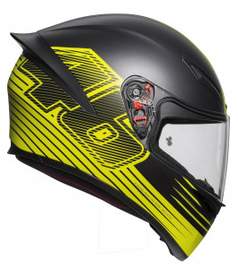 Agv K1 Top Edge 46 Kapalı Kask