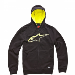 ALPINESTARS CHAPMAN ZIP FLEECE -BLACK