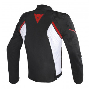 Dainese Avro D2 Tekstil Mont Black White Red